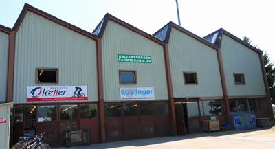 Spalinger | SpaTech Mechanische Werkstätten